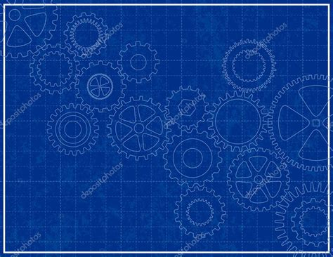 blueprint vector stock photo image 9031930 blueprint background with cogs stock vector 169 adroach