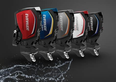 johnson buitenboordmotor dealer brp introduces a new era in outboard engines yellow