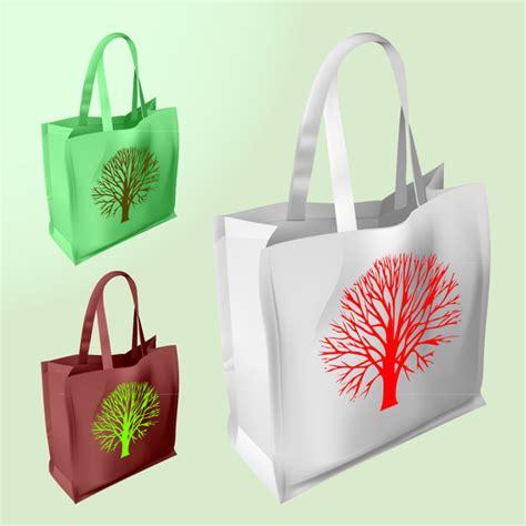 Shopping Bag Free Vector Vector Shopping Bags Vector Free