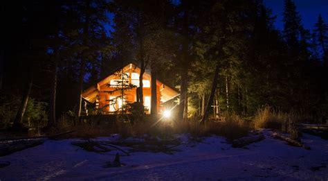 alaska cabin the cabins at kenai lake alaska real simple vrbo
