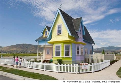 up house disney up house irl pinterest houses sold salt lake city and real life