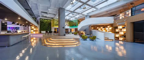 vanke  creative space shanghai office snapshots