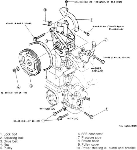 2004 mazda 3 power steering wiring diagram wiring