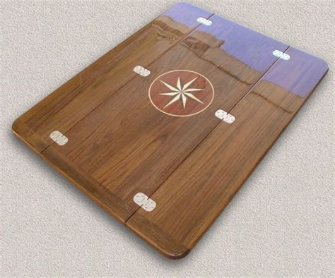 boat table top teak table tops custom teak marine woodwork sailboat