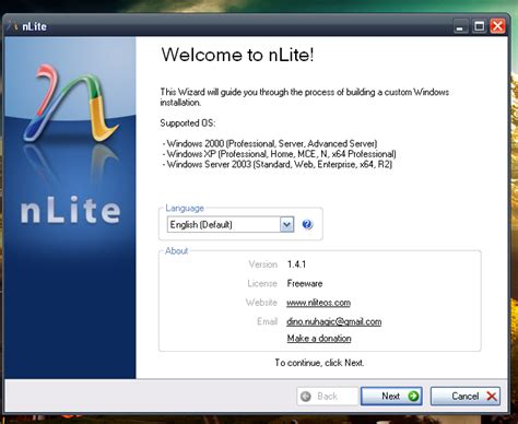 nlite tutorial windows 10 tutorial et guide nlite