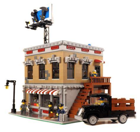 lego modular tutorial purchase custom lego instructions hardware store