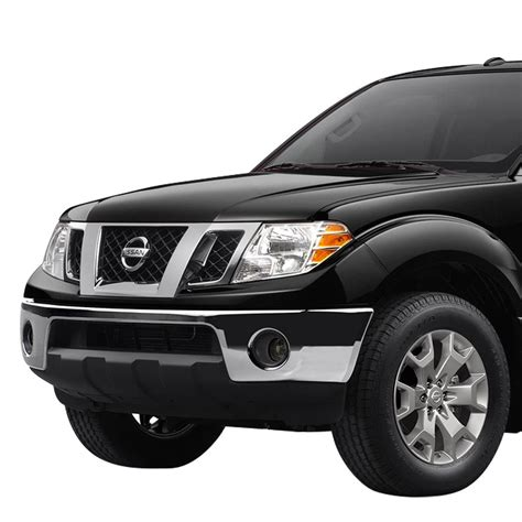 bumper nissan frontier 05 15 nissan frontier w chrome bumper pair of driving fog
