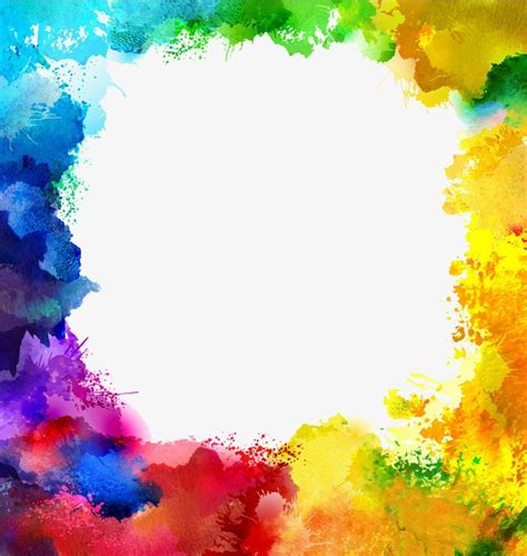 border color html colorful ink border color border color clipart