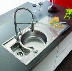 Simply Kitchen Sinks Kitchen Sink Used In Minimalist Prep Area Kitchen Sink Simply Kitchen Sinks For The Home