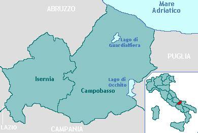 province molisane regione molise
