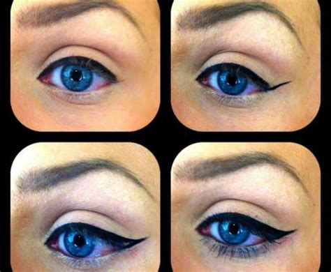 eyeliner tutorial easy never ask a girl with winged eyeliner why she s late the