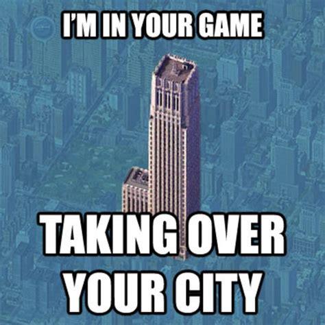 Simcity Meme - scumbag building simcity know your meme