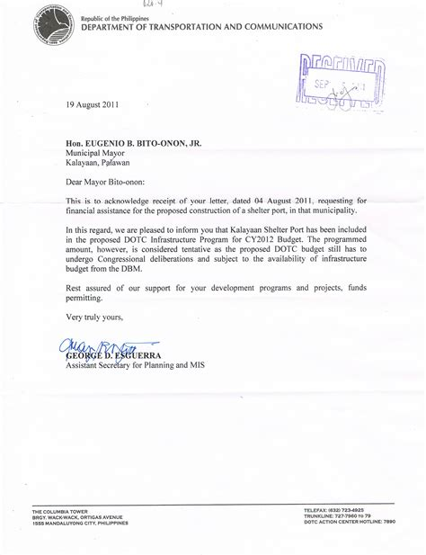 business letter asking for signature philippine defense today adroth ph in defense of the