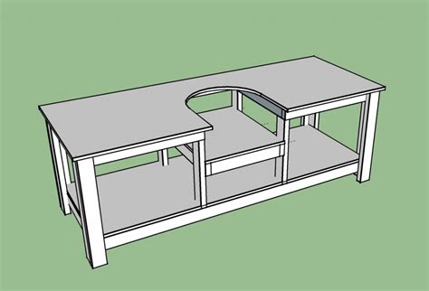 large green egg table big green egg table plans large brokeasshome com