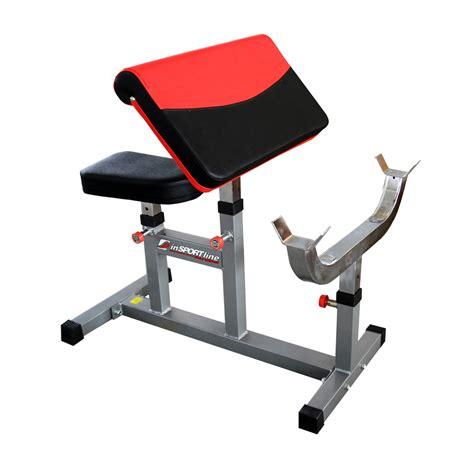 arm curl bench bicep curl bench insportline lkc301 insportline