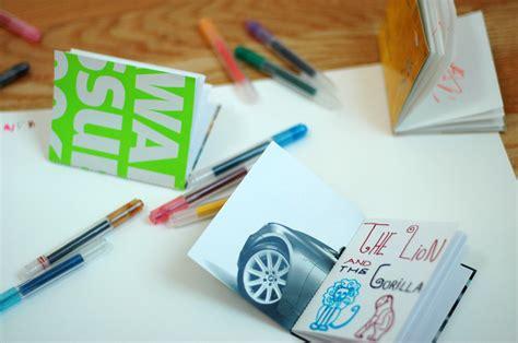Easy Handmade Books - made by joel 187 simple handmade books