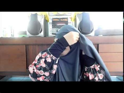 tutorial shawl labuh instagram tutorial shawl labuh by nabilah youtube
