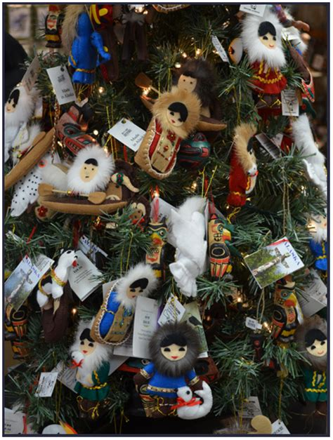 native alaskan christmas ornaments travel america united states alaska artwork d chamberlin jr architect llc