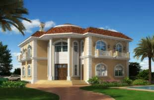 Villa Design by New Home Designs Latest Modern Residential Villas