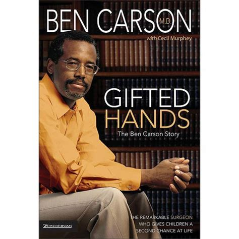 biography book publishers list gifted hands the ben carson story carson ben biography