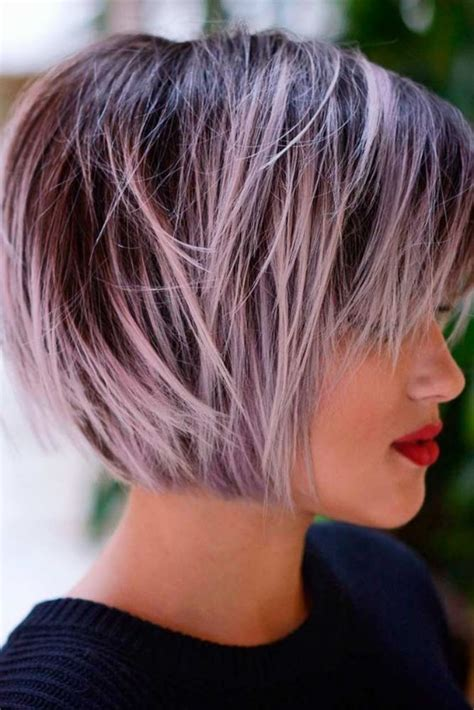 funky hair color for artsy older women 1001 idee per carr 233 corto eleganti comodi e di tendenza