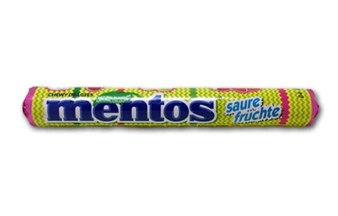 History Of The Watermelon mentos sour candy gurus