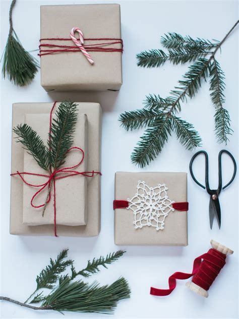 creative gift wrapping ideas  christmas hey fitzy