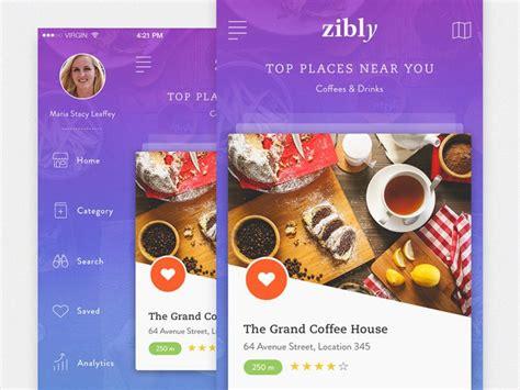Free Finder App Fast Food Restaurant Finder App Free Psd Psd