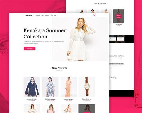 clothing website templates free testimonial psd at downloadfreepsd