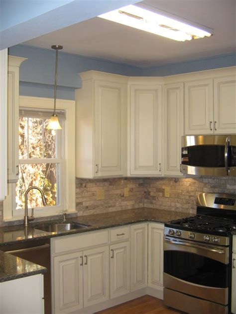 linen kitchen cabinets sky blue kitchen with linen cabinets traditional