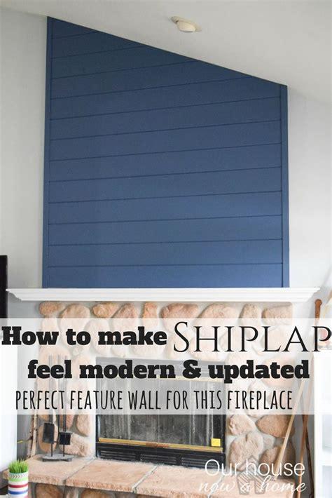 How To Make Modern Wall
