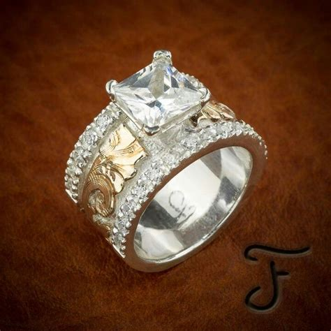 fanning jewelry wedding rings 14 best custom engraved gold rings images on pinterest