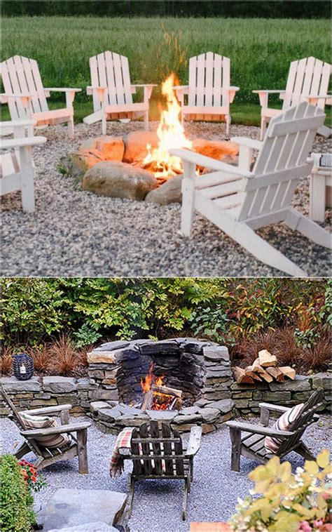 diy pit wood deck 24 best pit ideas to diy or buy lots of pro tips a of rainbow