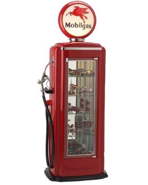 gas pump display cabinet gas pump display case repurposed things pinterest