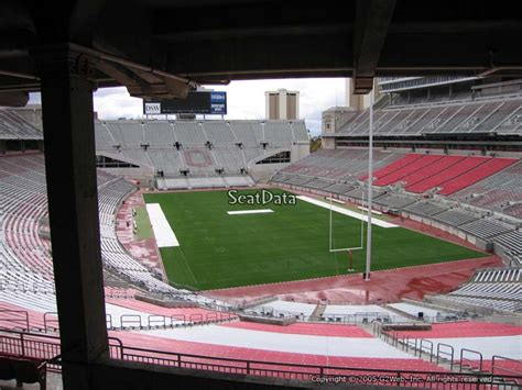 Ohio Stadium Section 4b Rateyourseats Com