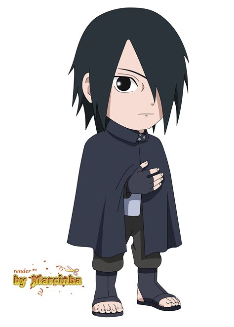 boruto quiere ser como sasuke chibi sasuke uchiha boruto movie by marcinha20 on deviantart
