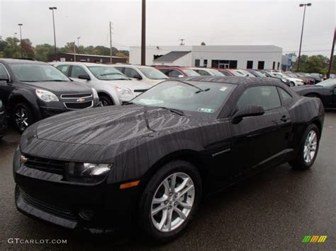 and black ls 2014 black chevrolet camaro ls coupe 86812136 gtcarlot