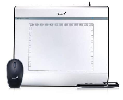 Genius Tablet Pen 8 X 6 genius mousepen i608x 6 quot x 8 quot graphics tablet incl pen