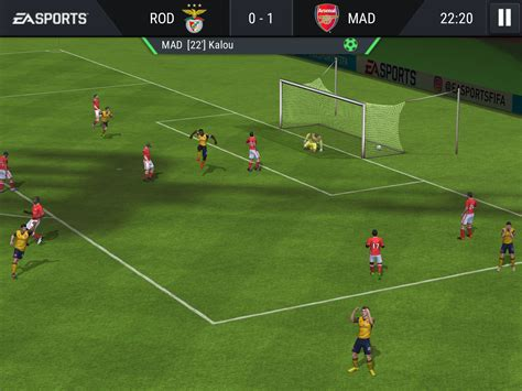 mobile football fifa mobile review the maddenization of fifa
