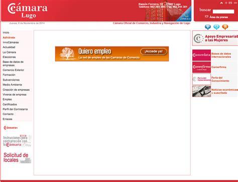 camara de comercio lugo made in galicia directorio de servicios y productos
