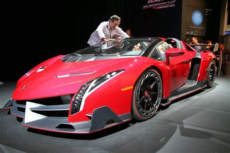 Lamborghini Veneno Price Lamborghini Veneno Roadster Review Techgangs