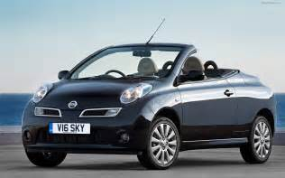 Nissan Micra Images Nissan Micra C C Widescreen Car Wallpaper 03 Of