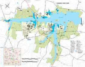 Codorus State Park Map by Codorus State State Park Map Hanover Pa Pa 17331 800