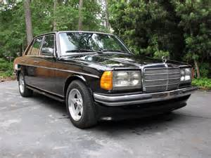 All About Mercedes All About Mercedes W123 Styling