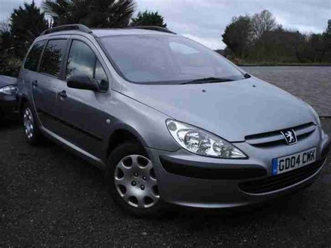 cheap peugeot for sale peugeot 307 1 4 hdi turbo diesel style cheap road fund