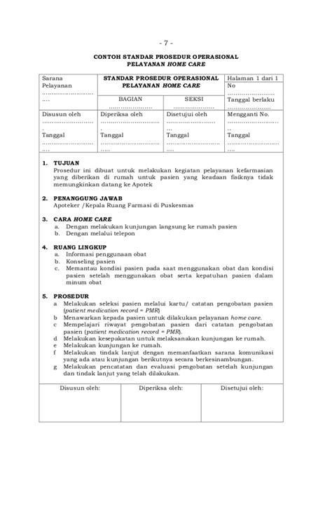 format buku administrasi pelayanan obat permenkes ri no 30 tahun 2014 tentang standar pelayanan