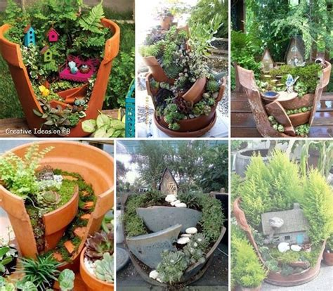 40 Creative Diy Garden Containers And Planters From Recycled Gardening Ideas