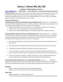 Clinical Dietitian Resume by Registered Dietitian Resume Sle Resumes Design