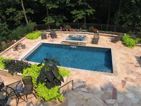 american backyard pools pools traditional pool cincinnati by mid american