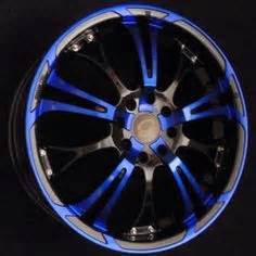 Wheels Blue Truck 1000 Ideas About Black Rims On Wheel